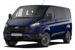 Mandataire FORD TRANSIT CUSTOM CABINE APPROFONDIE
