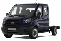 Mandataire FORD TRANSIT CHASSIS DOUBLE CABINE