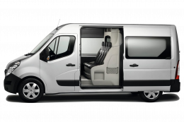 Mandataire RENAULT MASTER CABINE APPROFONDIE