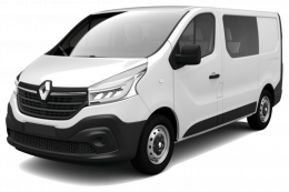 Mandataire RENAULT TRAFIC CABINE APPROFONDIE