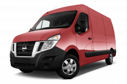 Mandataire NISSAN NV400 FOURGON 2019