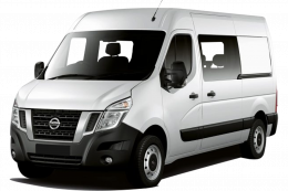 Mandataire NISSAN NV400 CABINE APPROFONDIE 2019