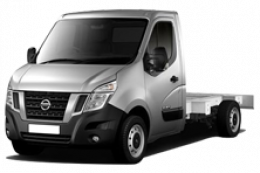 Mandataire NISSAN NV400 CHASSIS CABINE 2019
