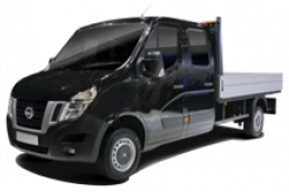 Mandataire NISSAN NV400 CHASSIS DOUBLE CABINE 2019