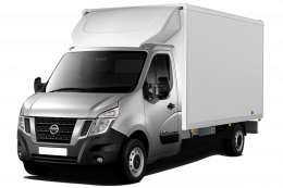 Mandataire NISSAN NV400 CHASSIS CABINE + CAISSE 20M3 2019