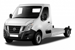 Mandataire NISSAN NV400 PLANCHER CABINE 2019