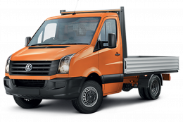 Mandataire VOLKSWAGEN CRAFTER CHASSIS BENNE